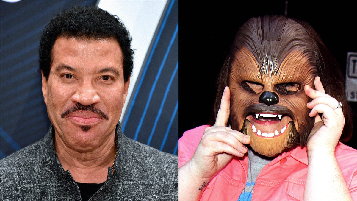 Heartwarming: Lionel Richie And Chewbacca Mom Have Buried The Hatchet After Realizing Life Is Short And They Don't Even Know Each Other
