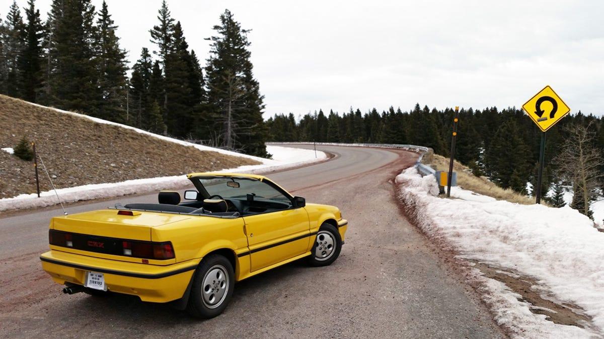 550 Koleksi Civic Crx ConversíVel HD Terbaik
