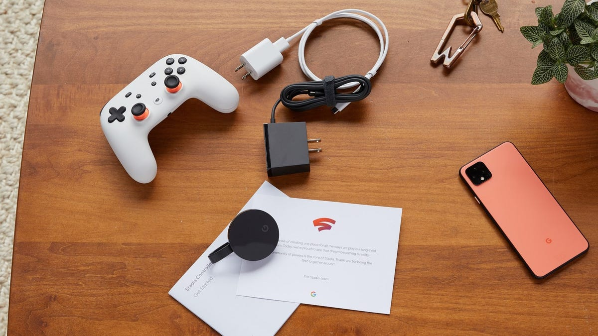 Everything You Should Know About Using Google Stadia at Launch
