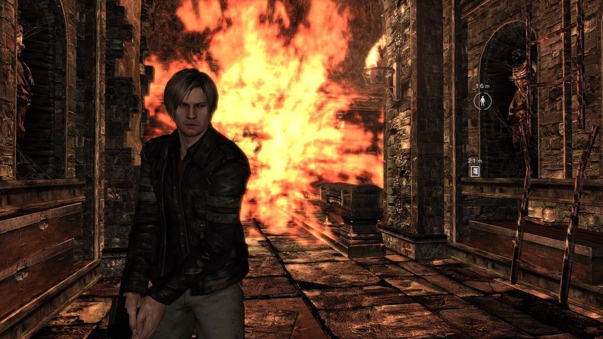 Resident Evil 6 Isn't That Bad