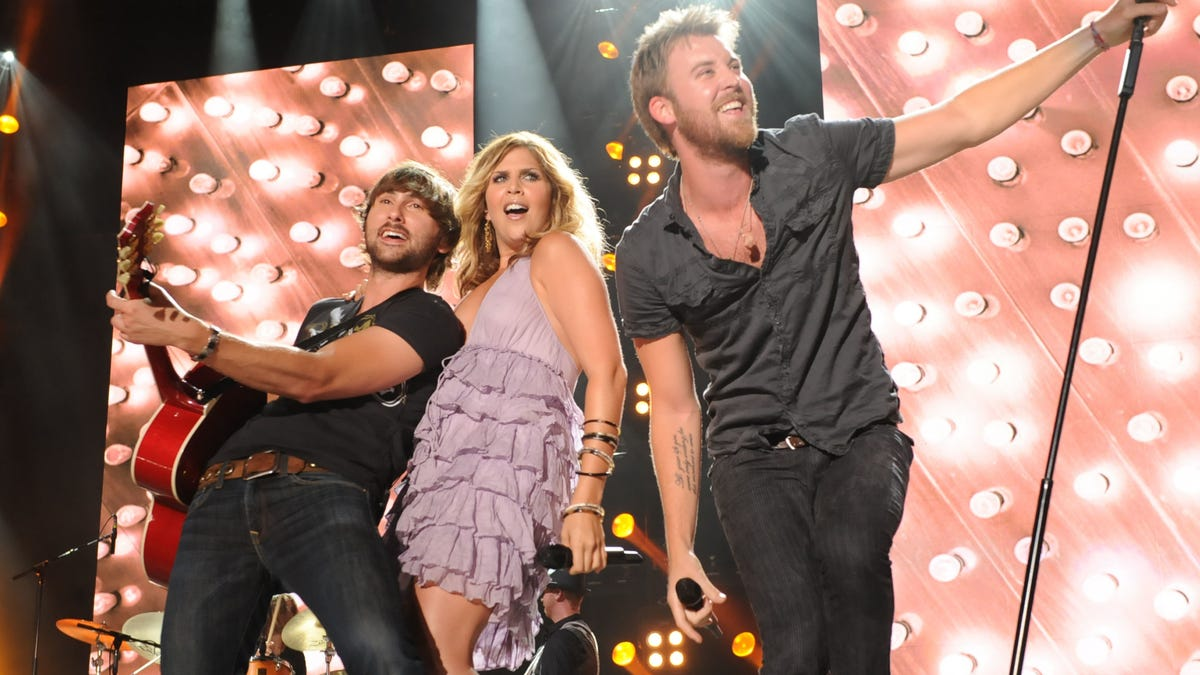 Some Alternate Name Suggestions for Lady Antebellum