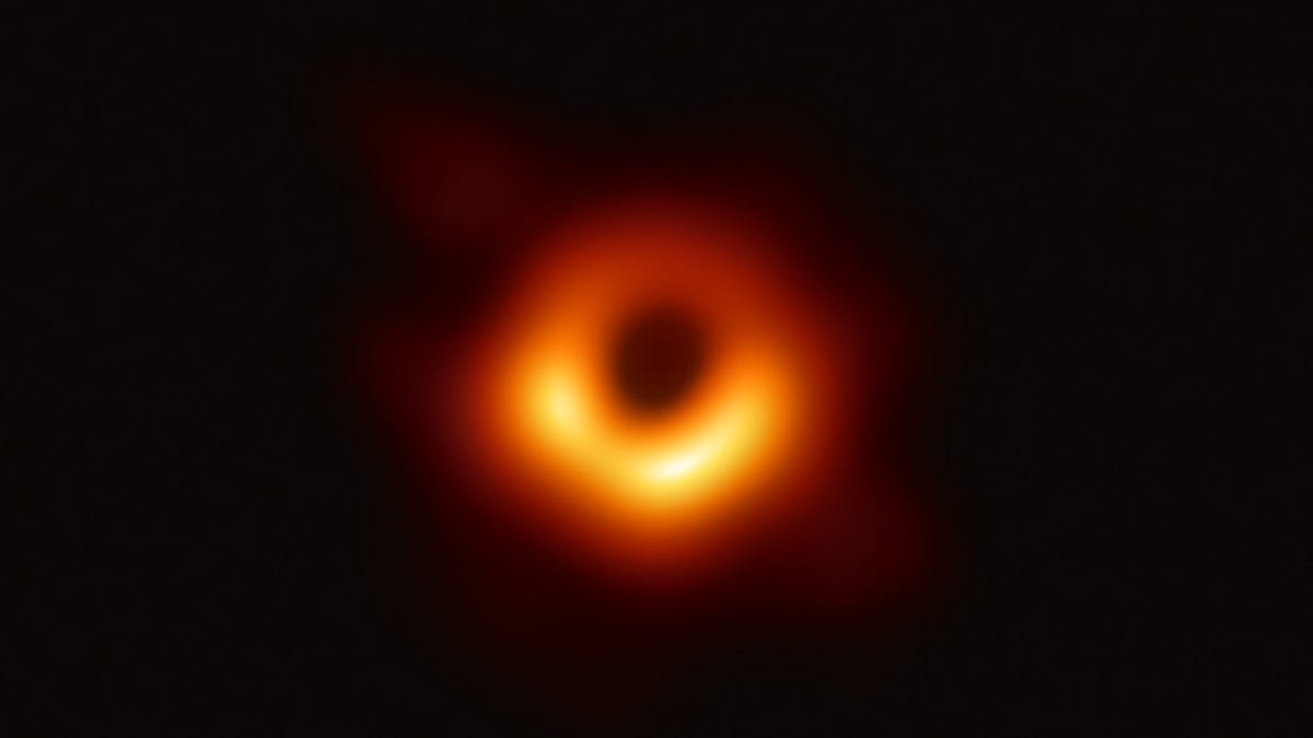 Black Hole From Iconic Image Appears to Be Wobbling - Gizmodo