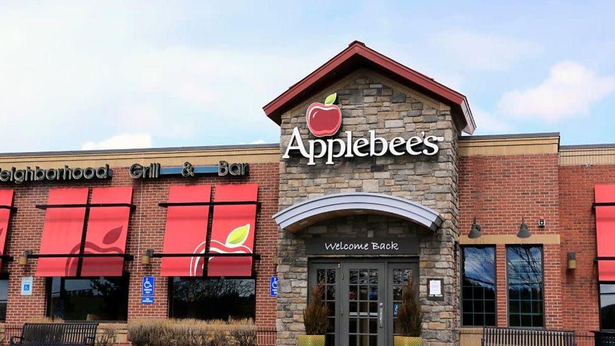 """Your order of """"Cosmic Wings"""" are actually from Applebee's"""
