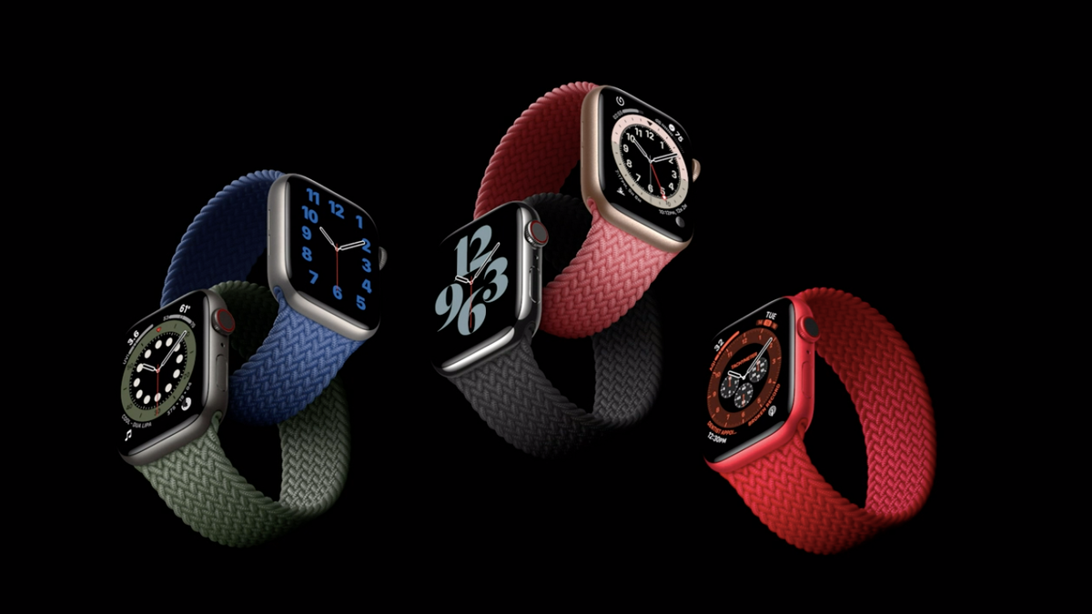 This Is the Apple Watch Series 6, and This Is Its New Friend the Apple Watch SE thumbnail