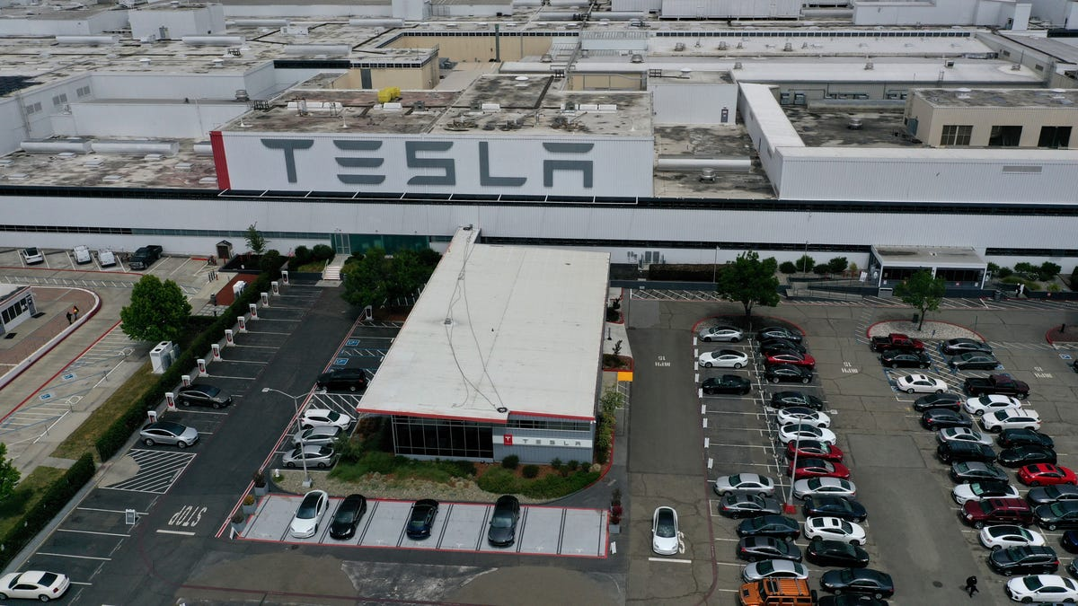 Tesla Sure Looks Like It's Gonna Pull This Off For Now