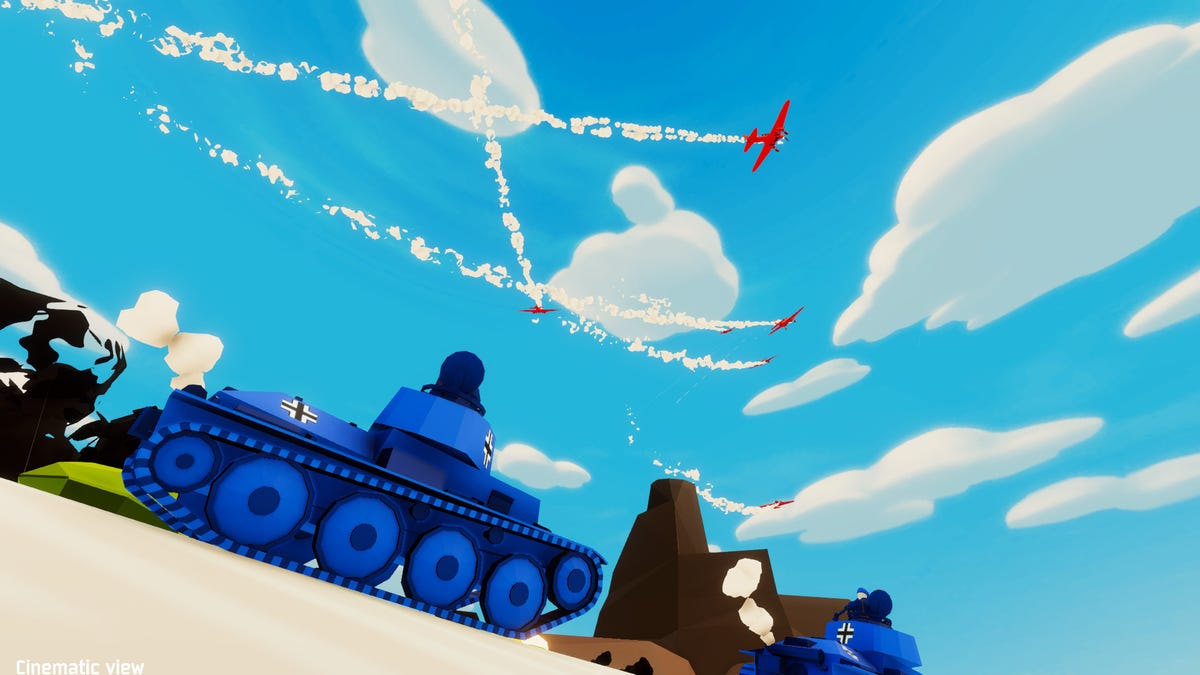 Total Tank Simulator Sure Looks Familiar
