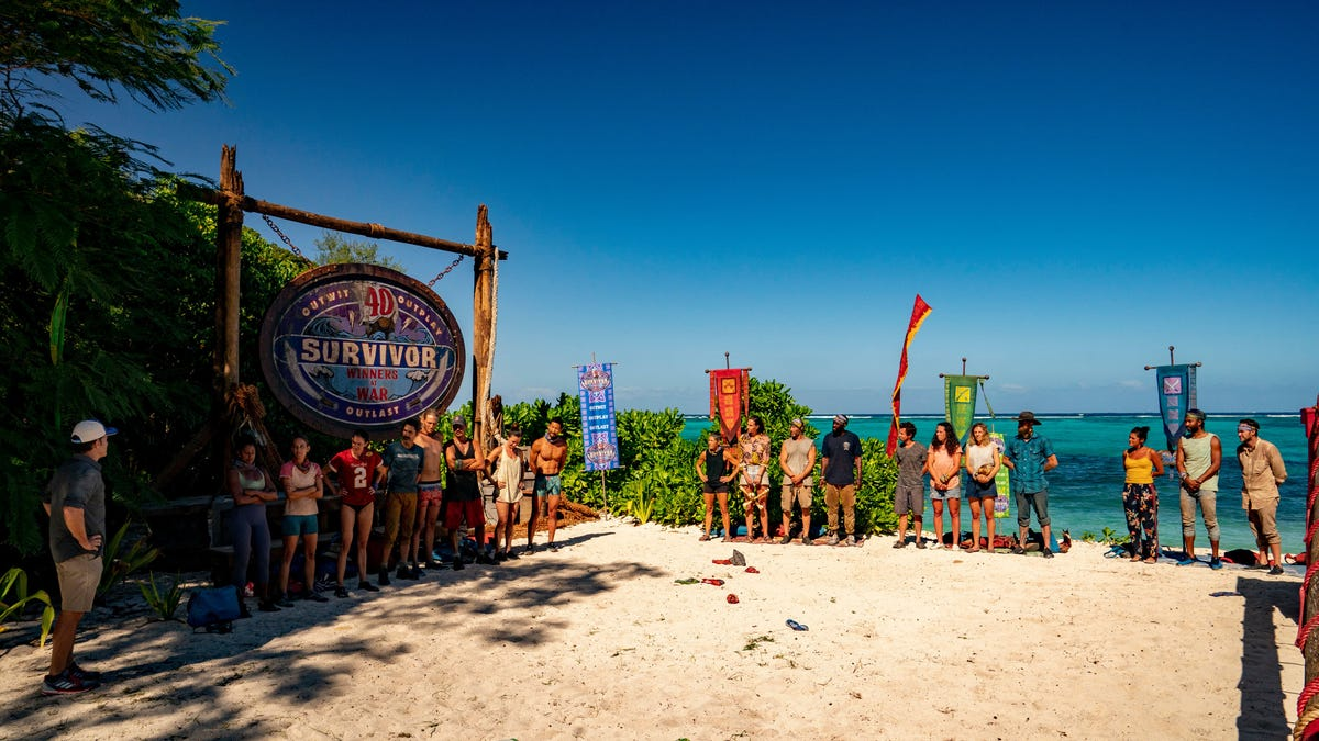 Yes, we're still complaining about Edge of Extinction as Survivor's winners season makes the merge