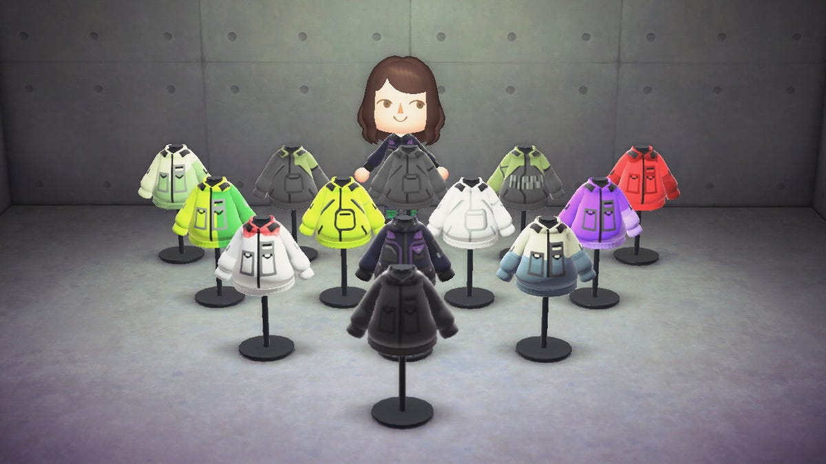 Image of article 'Animal Crossing Is Letting Me Wear $1000 Jackets I Could Never Afford'