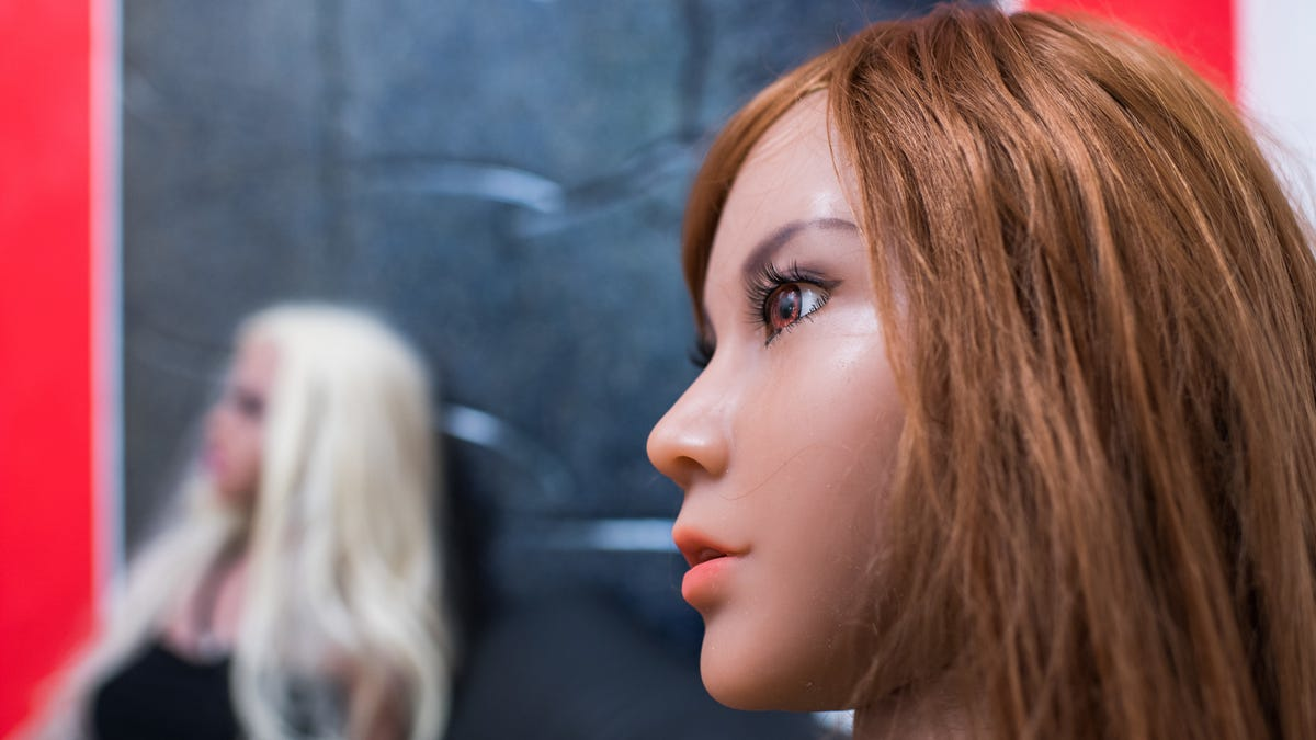 A Sex Doll 'Brothel' Is Opening Up In Toronto Next Month