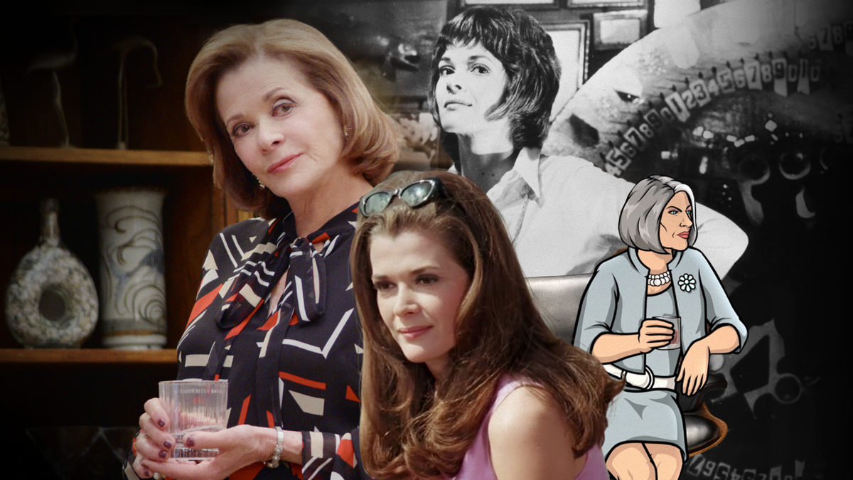 Jessica Walter's stardom only grew bigger as she grew older