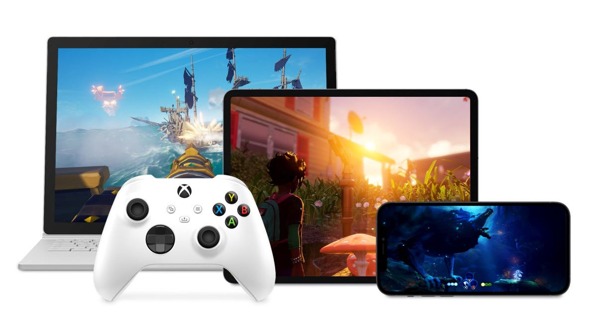 Xbox Games Will Be Playable On PC and iOS Tomorrow