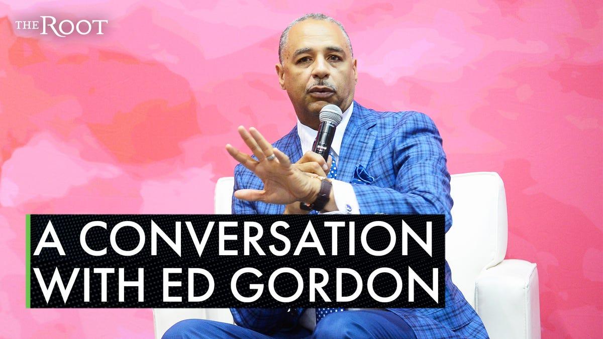 From Harry Belafonte to Tarana Burke, OG Journalist Ed Gordon Talks About Bringing Together an All-Star Team f