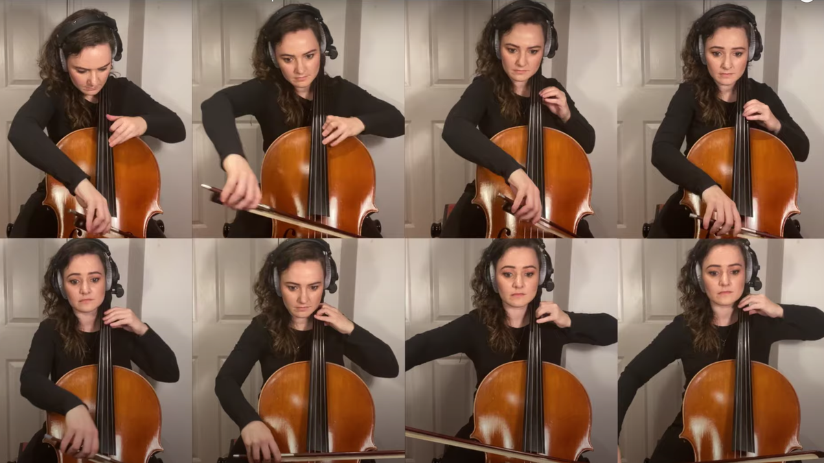 This Cellist Performs Badass Arrangements of Your Favorite Theme Songs