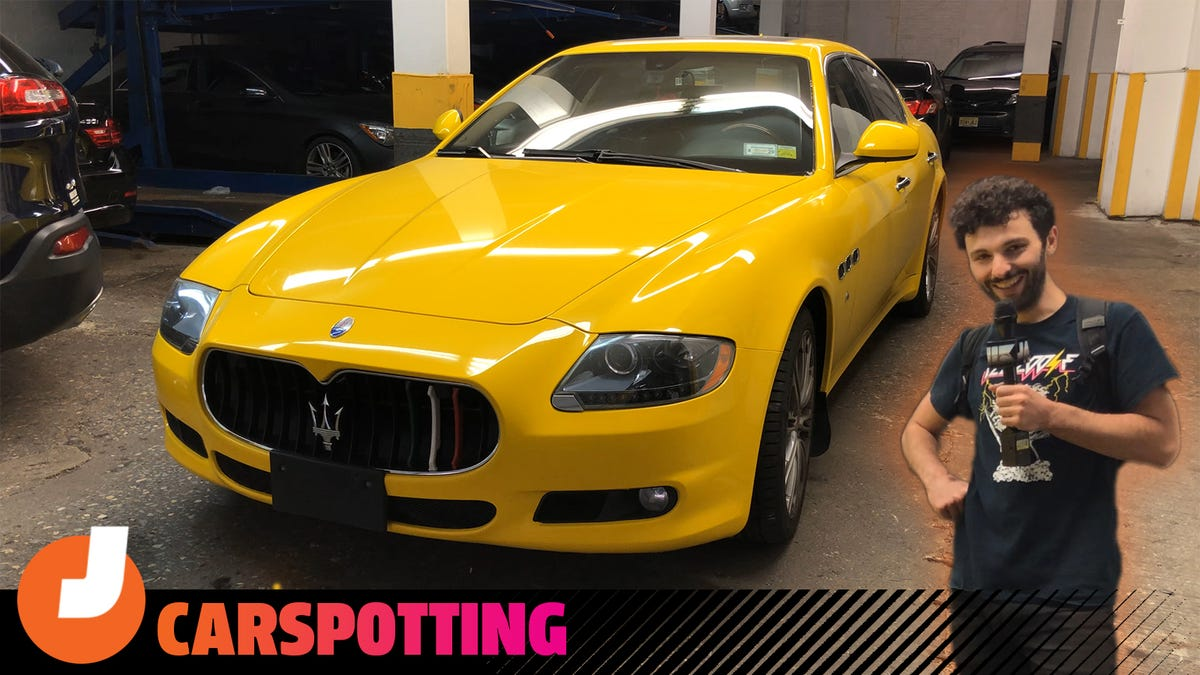 This Maserati Quattroporte Continues To Be A Blessing Onto Us