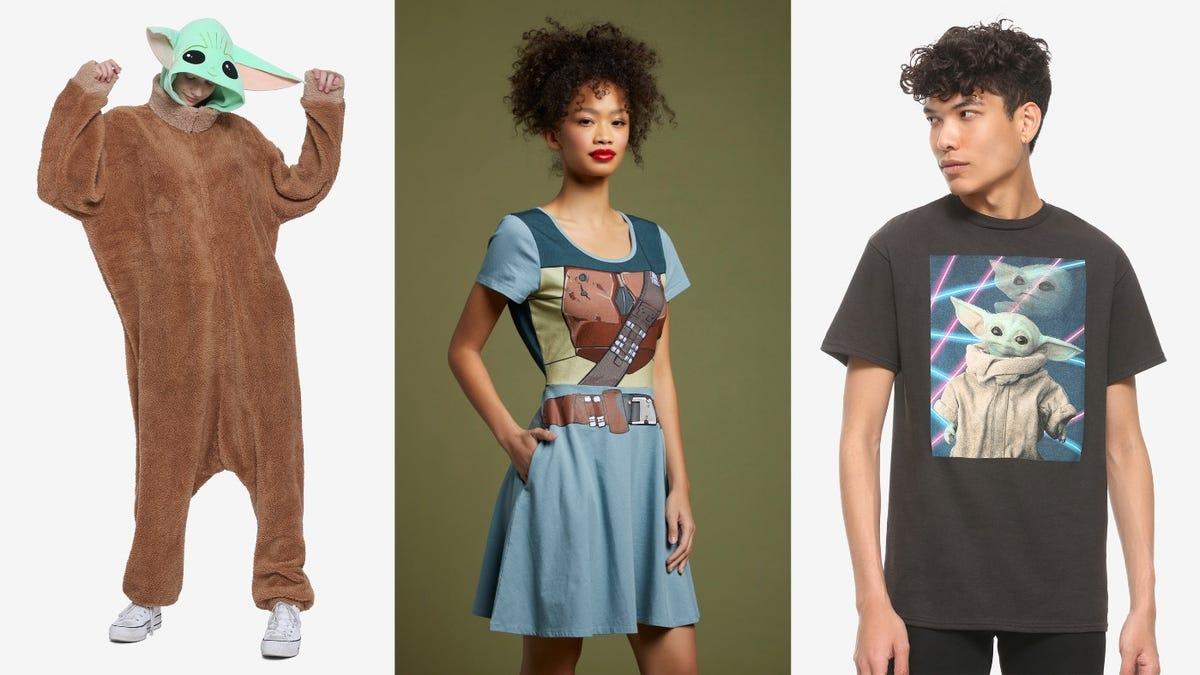 Amazing Mandalorian Outfits Prepare You for Baby Yoda's Return