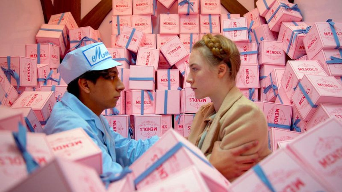 Chicago, see The Grand Budapest Hotel early, and for free