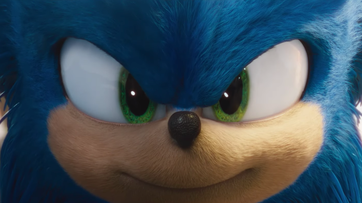 Sonic The Hedgehog Has New Teeth In Trailer Watch