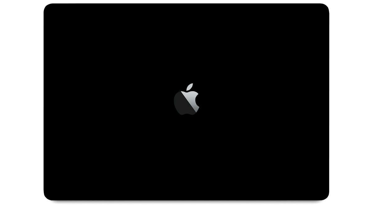 Apple Patent Suggests It's Borrowing Some Vantablack Tricks for Black MacBooks