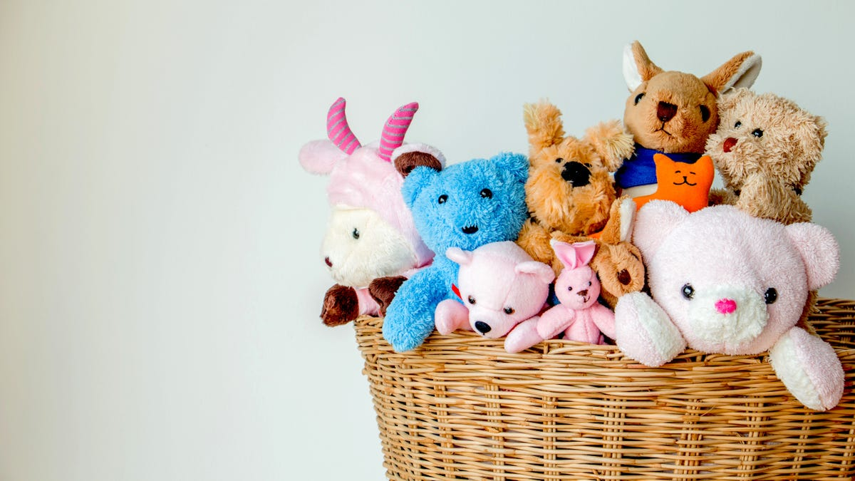 The Best Ways to Store Stuffed Animals