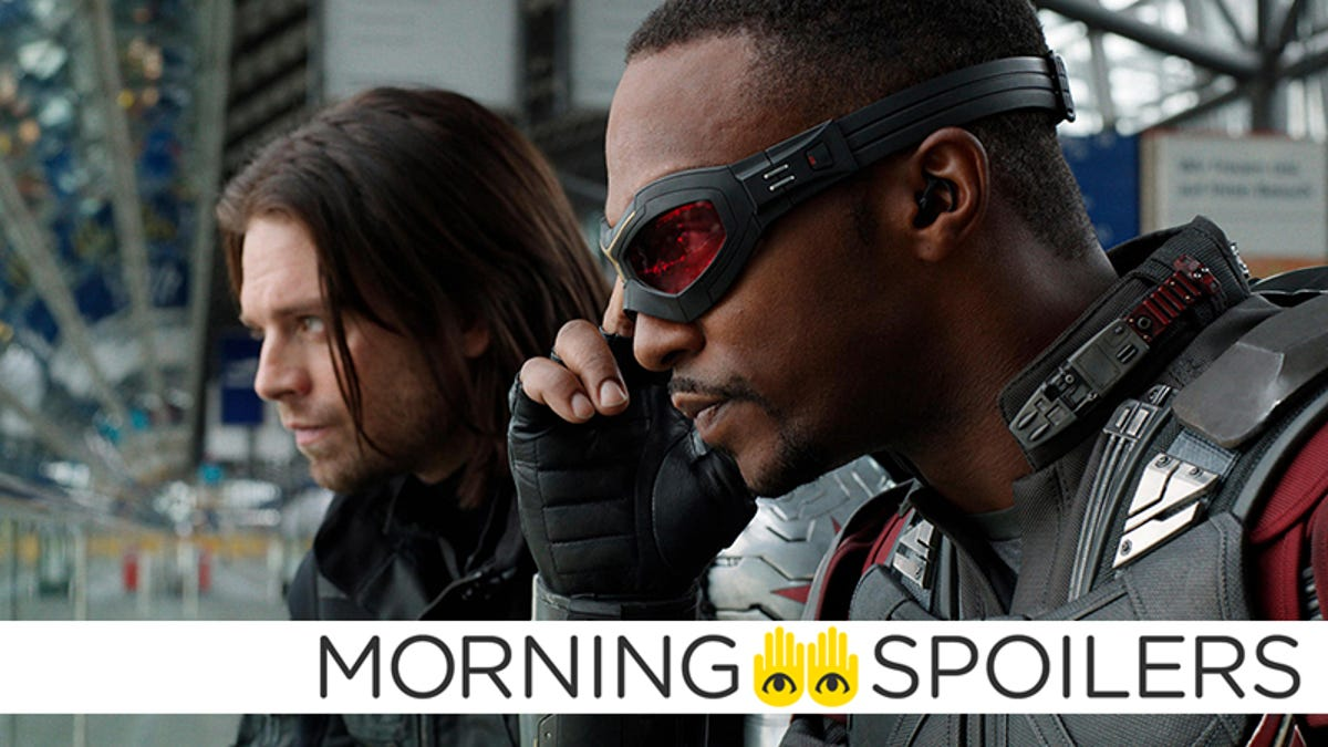 Updates From Falcon and the Winter Soldier, Joker 2, and More