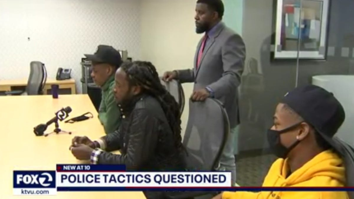 3 Black Men Detained in High-End Retail Store for Hours by San Francisco Police Over False Claim That One of Them Brandished a Gun
