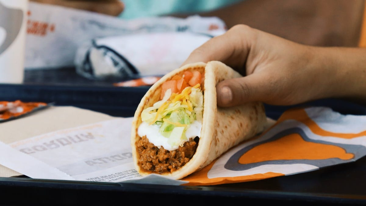 Where's the beef, Taco Bell?
