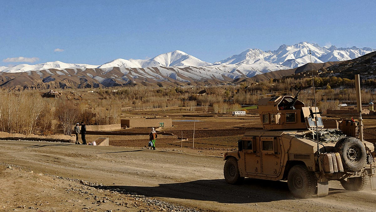 Timeline Of The War In Afghanistan
