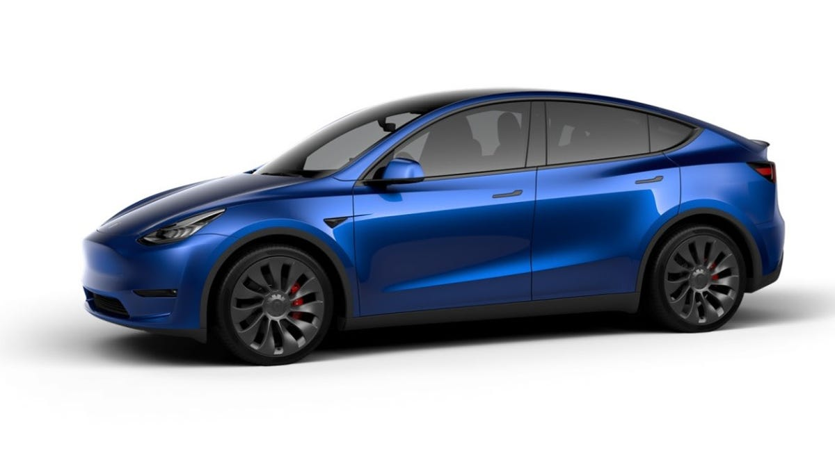 The 2021 Tesla Model Y Performance Gets An Official EPA Rated 315 Miles Of Range