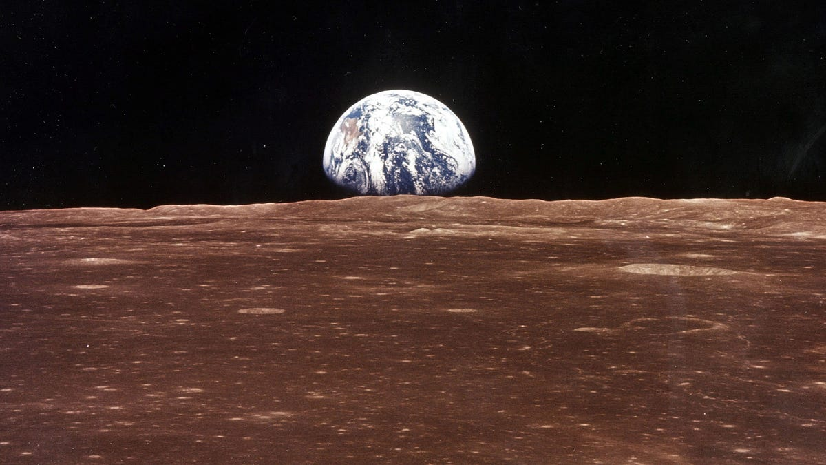 Scientists Have An Idea: Let's Store Sperm On The Moon - Jalopnik
