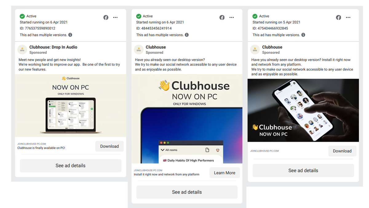 How to Spot a Clubhouse Download That Is Actually Malware