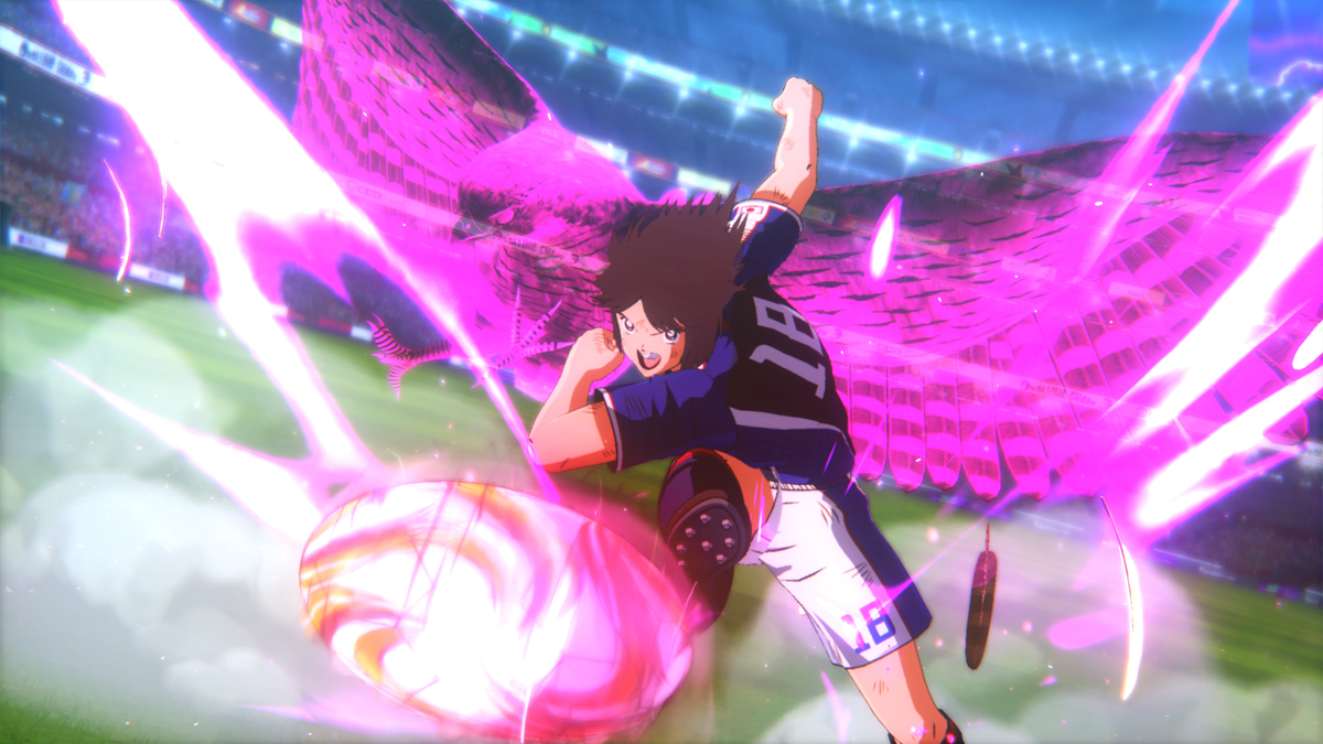 Captain Tsubasa: Rise of New Champions Brings Dramatic Anime Soccer To PC And Consoles - Kotaku