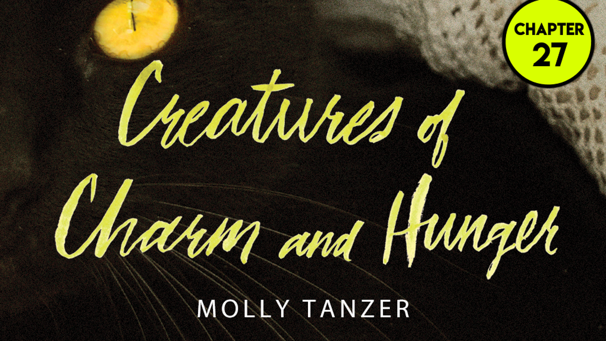 Leia Criaturas de charme e fome: Capítulo 27 1