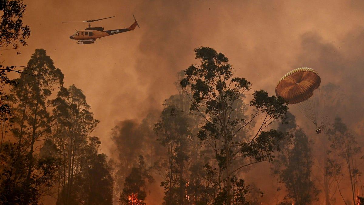 Jeff Bezos Spendet $690,000 Direkt In Die Australische Feuer