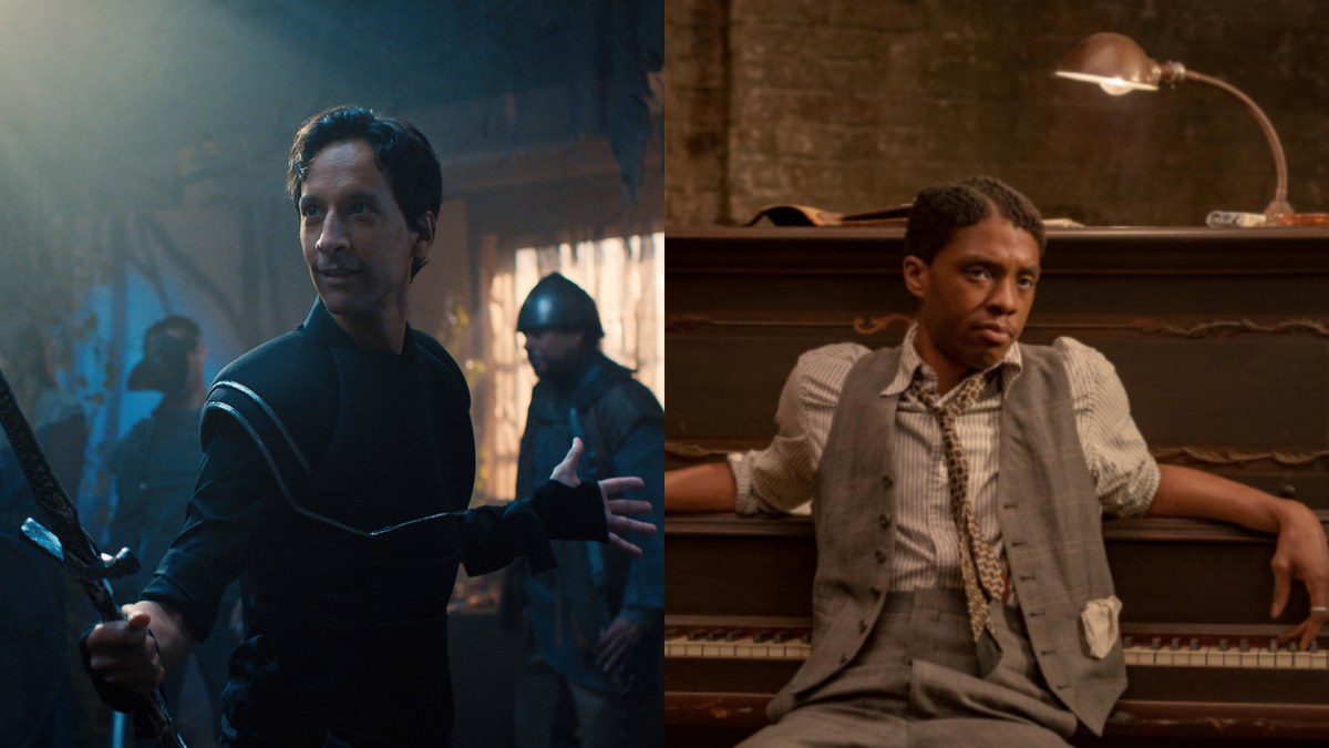A bonus Mythic Quest episode and a tribute to Chadwick Boseman
