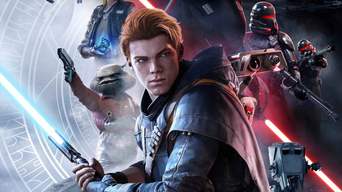 I Hate This Rope In Star Wars Jedi: Fallen Order