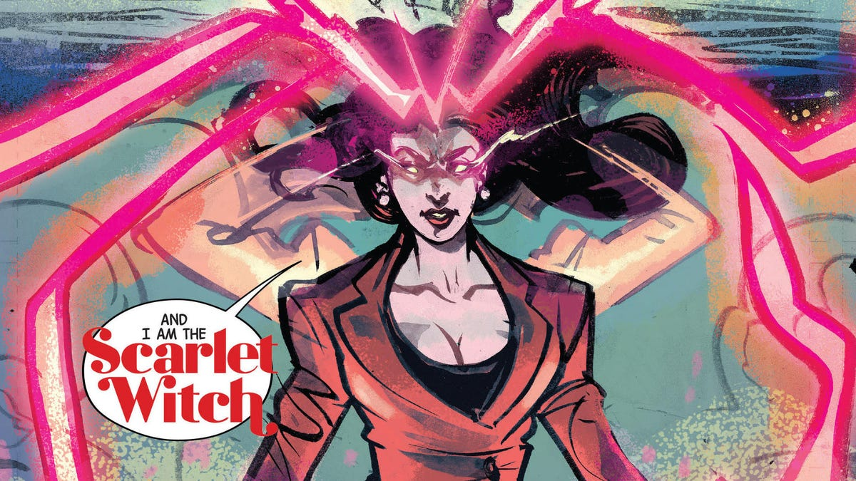 WandaVision's Said the Scarlet Witch's Name, Here's What It Means