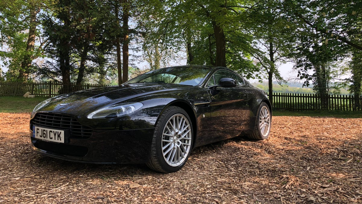 I Didn T Buy The Cheapest Aston Martin Vantage In The Uk