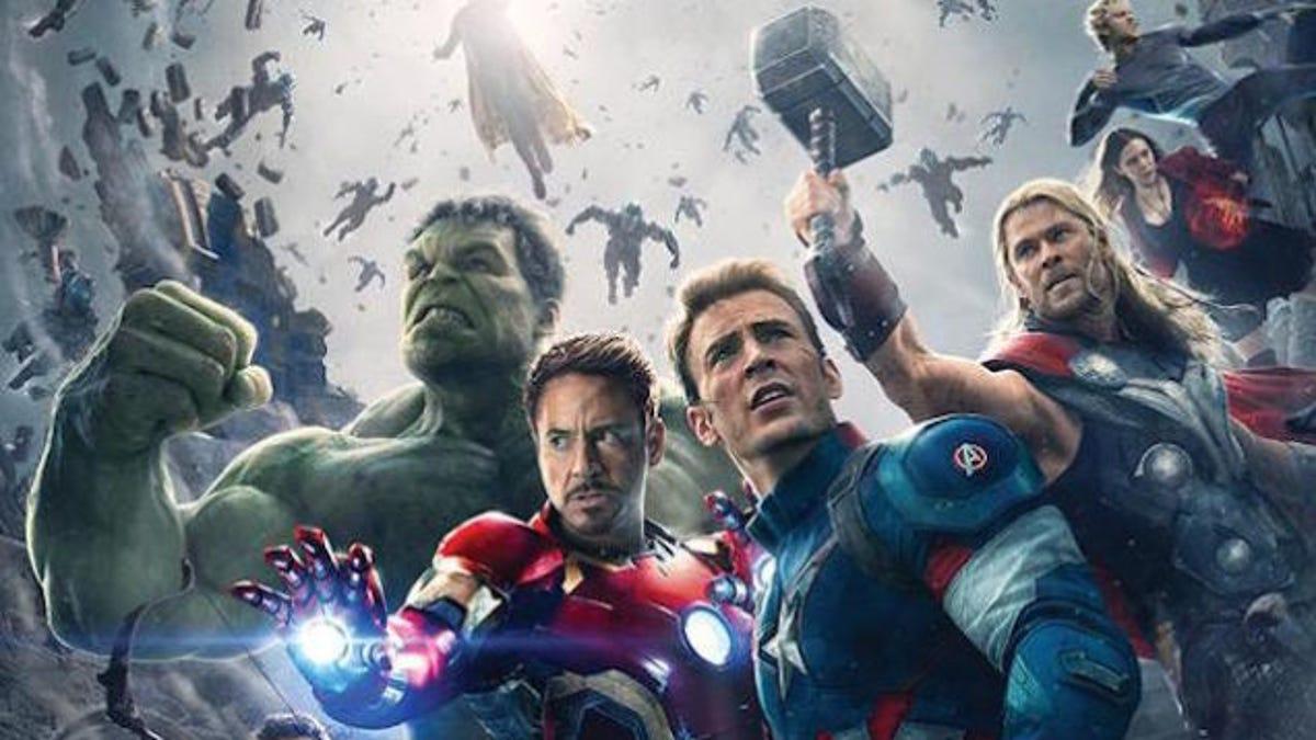 Todos los pósters y tráilers oficiales de Avengers: Age of Ultron