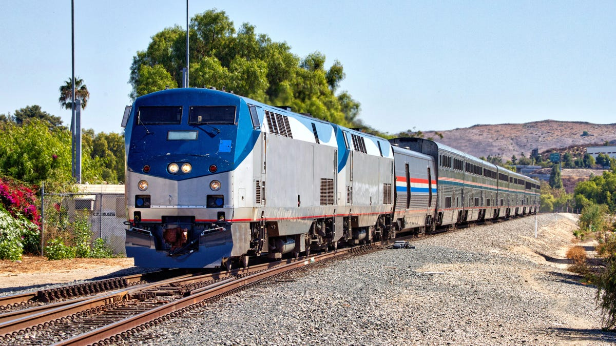 How to Score 50%-Off Amtrak Fares for Your Summer Travel