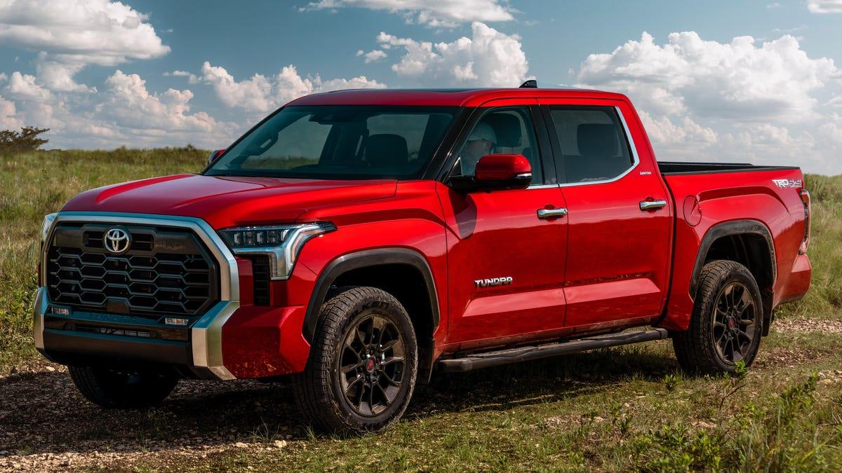 Der Toyota Tundra 2022: Das ist der erste neue Tundra seit 15 Jahren