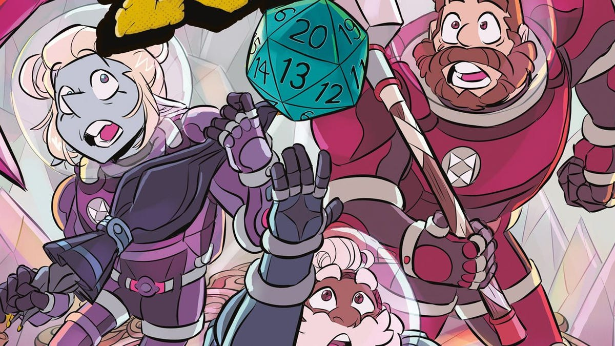 The Adventure Zone: Crystal Kingdom still shines, but not as brightly