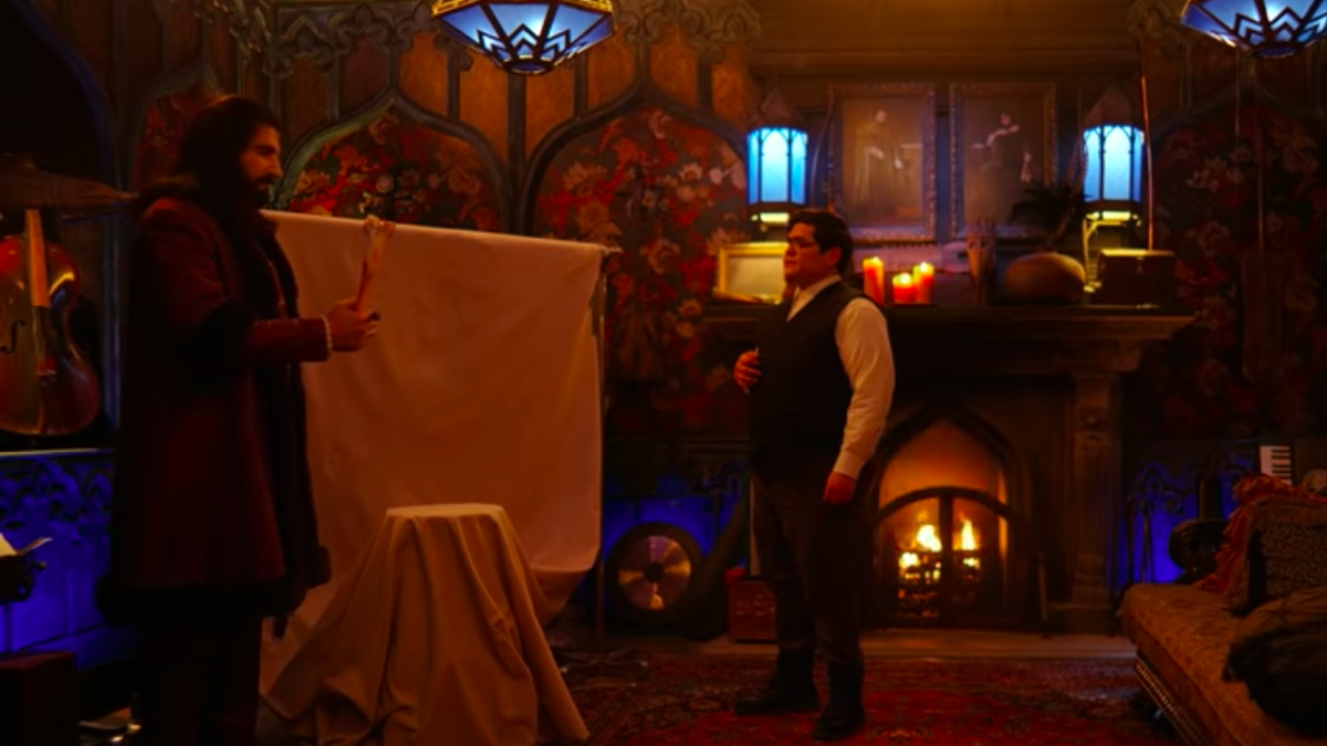 What We Do In The Shadows' vampires are decluttering in new teaser