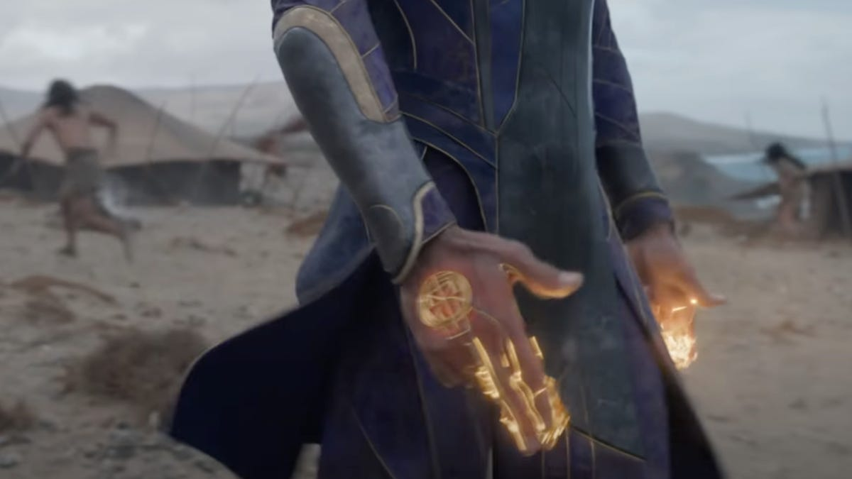 Let Kingo's Finger Guns Point the Way to a Spate of Eternals Goodness