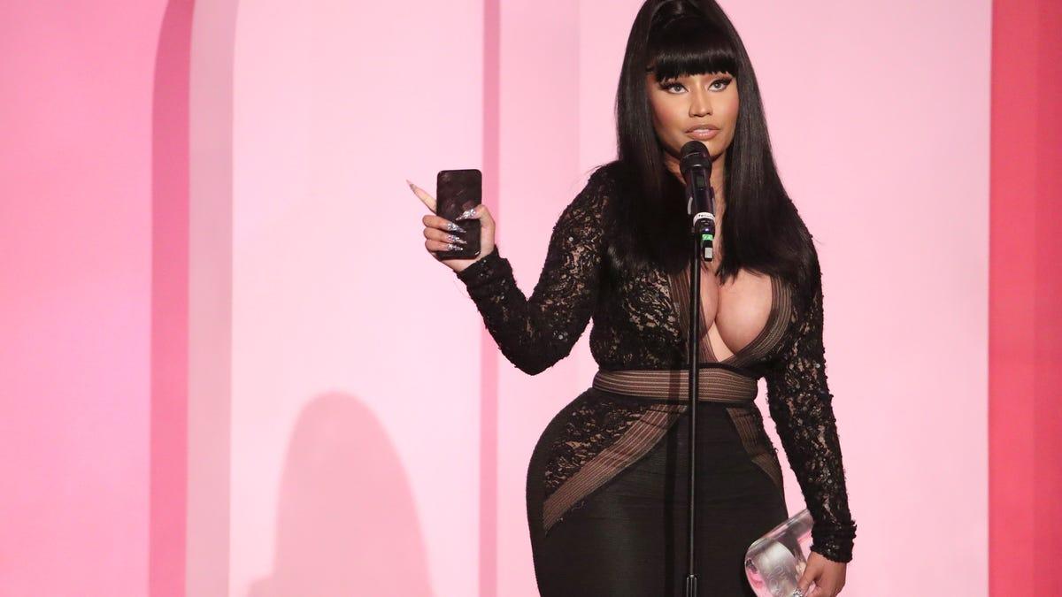 Nicki Minaj's Cousin's Friend's Balls Are Causing an International Ruckus