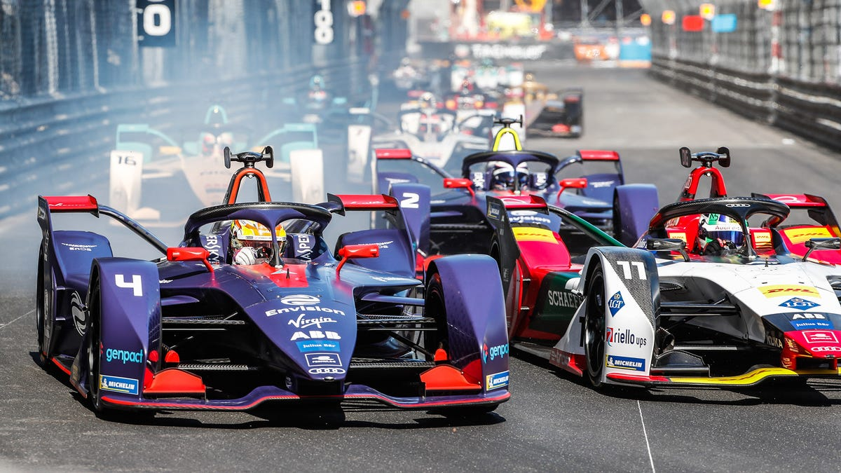 Formula E's Sudden Monaco Track Change Is A Reminder Of How Weird Modern Racing Has Become