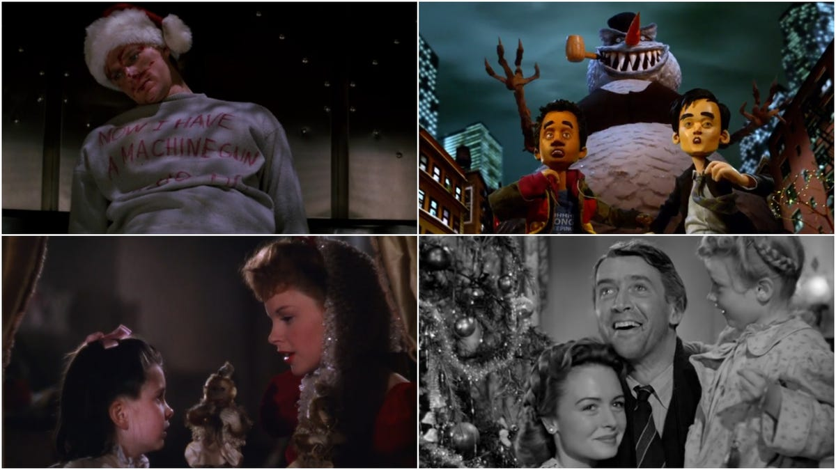 The best Christmas movies to stream in December 2020