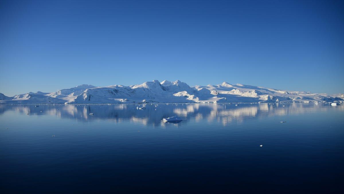 Uh Oh, Antarctica Just Set a New Heat Record