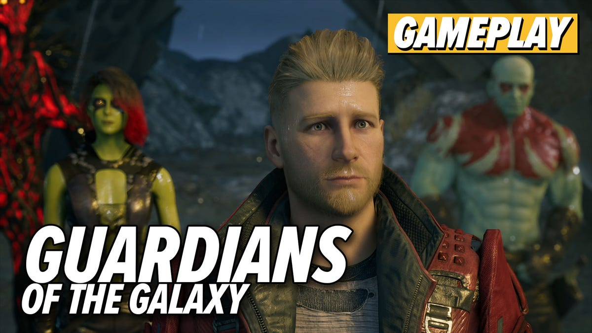 15 Hellbending Minutes With Guardians Of The Galaxy