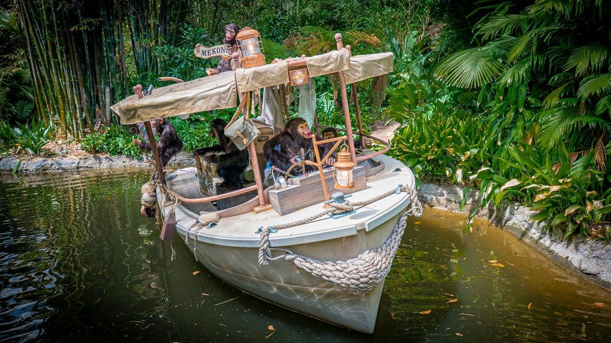 Disneyland reopens Jungle Cruise after removing its racist depictions