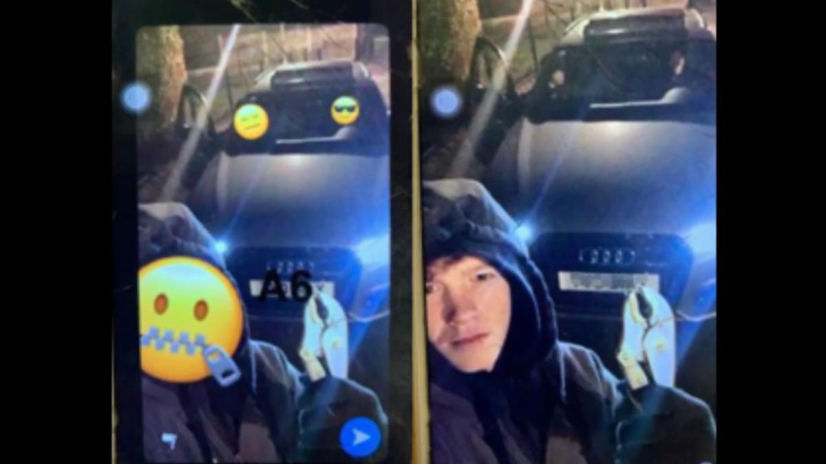Ladrones suben fotos a Instagram con coches robados. Acaban en prisión